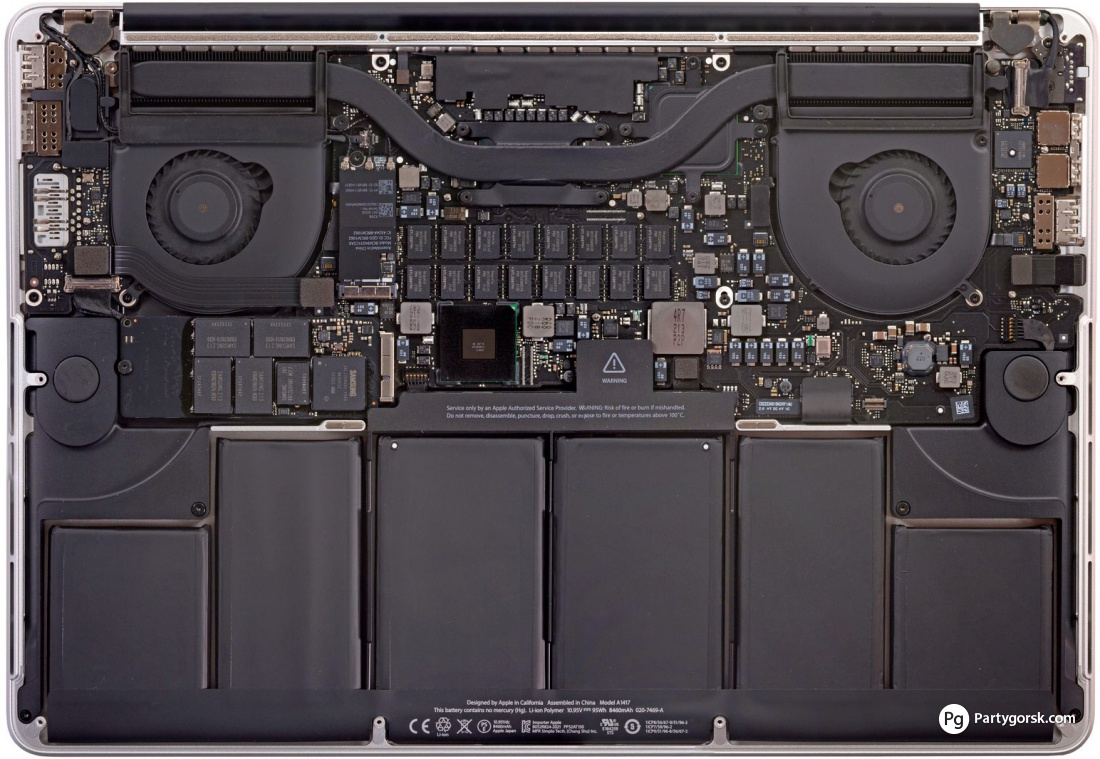 Macbook pro 15 unibody a1286 macbookpro5,1 совместимость