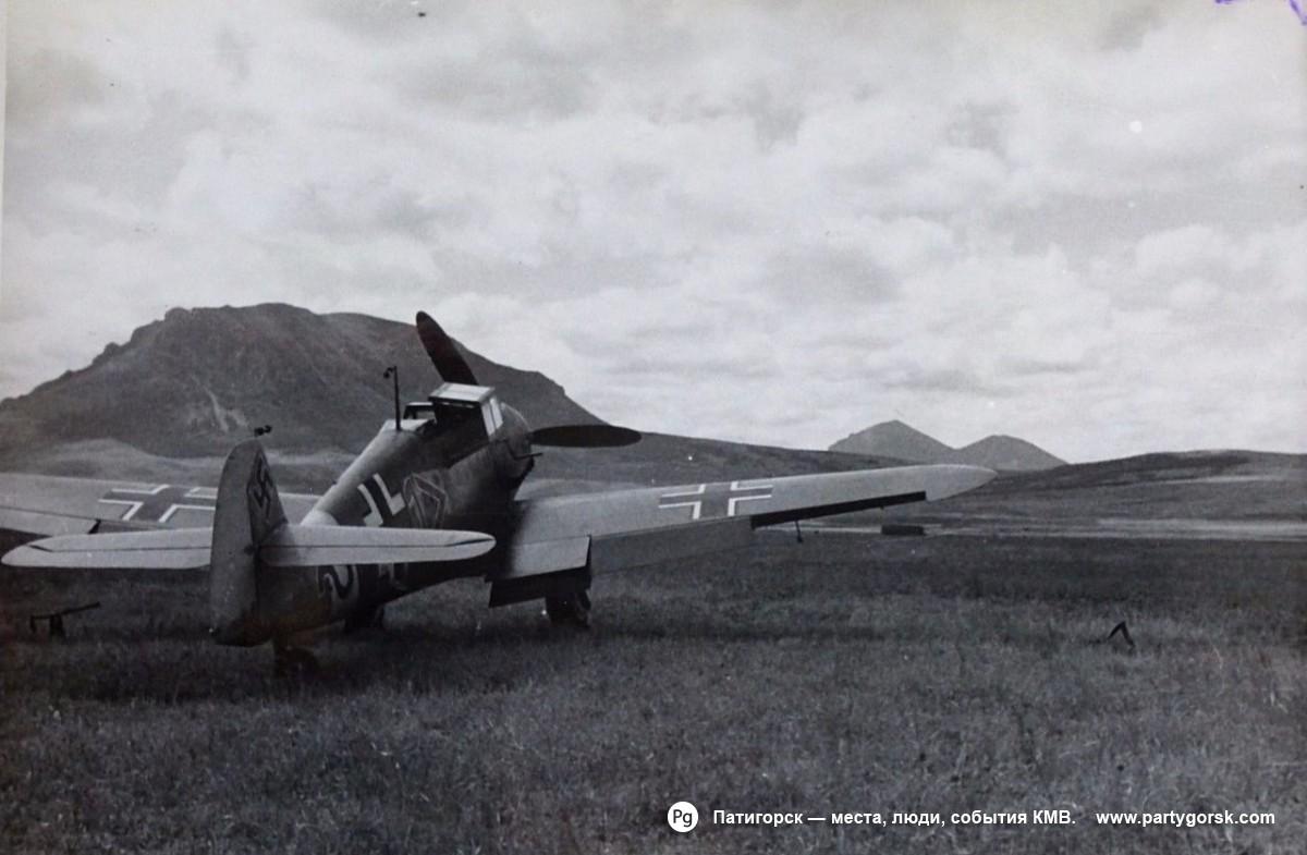 1942 год наступление на КМВ