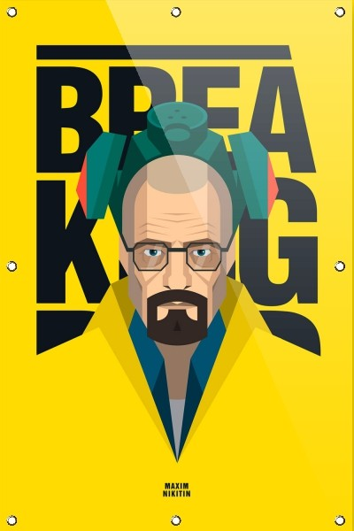 Walter White Low Poly #2