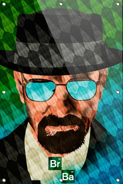 Walter White Low Poly