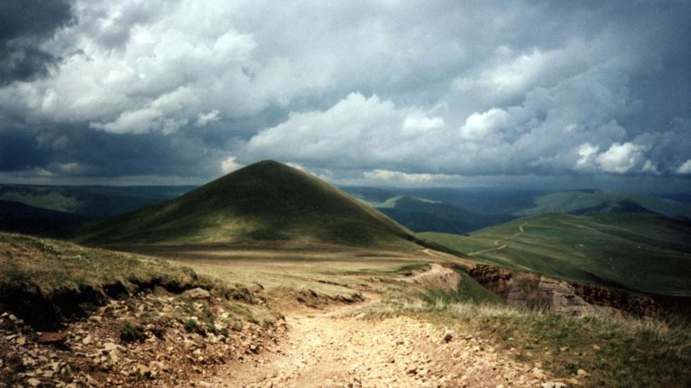 Гора Тузлук - кавказская пирамида