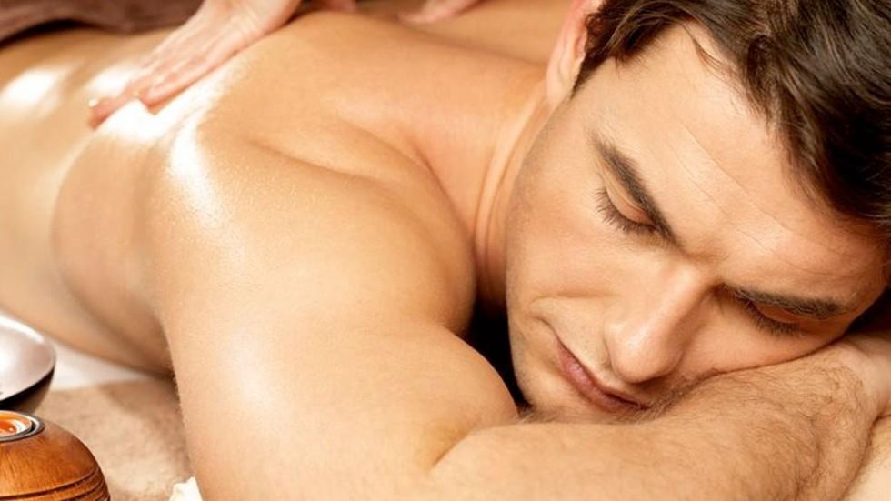 7 причин сделать массаж своему мужчине