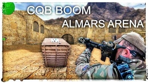 CQB BOOM. ALMARS ARENA
