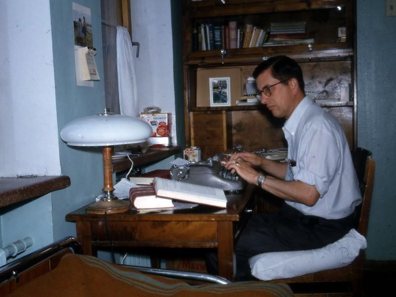Пятигорск 1964 года в объективе американского профессора.